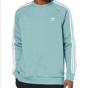 Adidas Mint Crew Neck Sweater
